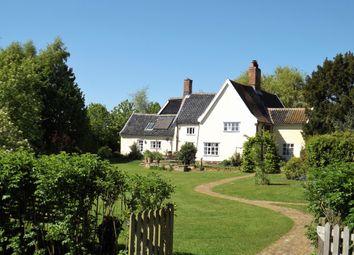 Thumbnail 5 bed farmhouse for sale in Henham Green Farm, Henham, Nr Southwold