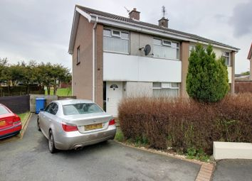 Thumbnail 3 bed semi-detached house for sale in Benford Park, Newtownards