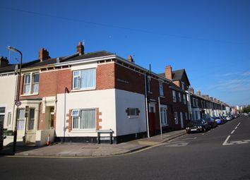 Thumbnail 4 bedroom end terrace house to rent in Francis Avenue, Southsea