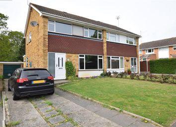 Thumbnail 3 bed semi-detached house for sale in Alkham Road, Vinters Park, Maidstone, Kent