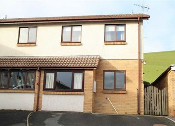 Thumbnail 3 bedroom semi-detached house for sale in Bryncastell, Bow Street