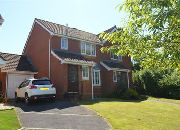 Thumbnail 3 bedroom semi-detached house to rent in Whitmore Way, Honiton, Devon