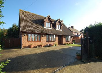 Thumbnail 5 bed detached house for sale in Barrack Street, Bradfield, Manningtree