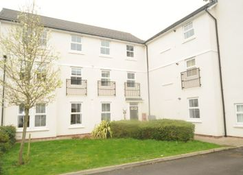 Thumbnail 2 bed flat for sale in Imperial Court, Warrington