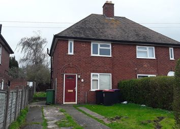 Thumbnail 2 bed semi-detached house for sale in Jubilee Avenue, Donnington, Telford
