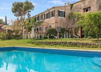 Thumbnail 8 bed finca for sale in La Bonanova, Palma, Majorca, Balearic Islands, Spain