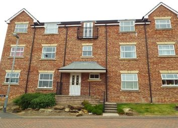 Thumbnail 2 bed flat to rent in Aston Chase, Hemsworth, Pontefract