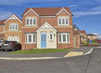 Thumbnail 3 bed detached house for sale in Hesley Road, Harworth, Doncaster