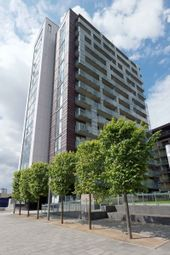 Thumbnail 1 bedroom flat for sale in 354 Meadowside Quay Walk, Glasgow Harbour, Glasgow