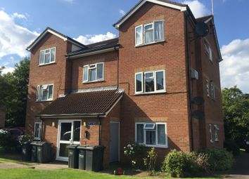 Thumbnail 2 bed flat to rent in Quilter Close, Luton, Beds