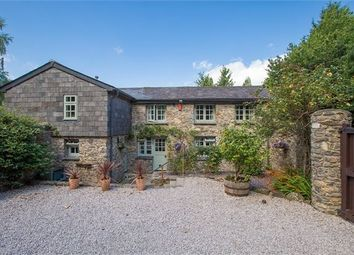Thumbnail 4 bed barn conversion for sale in Howton Road, Highweek, Newton Abbot, Devon.