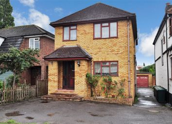 Thumbnail 4 bed detached house for sale in Riverfield Road, Staines Upon Thames, Surrey