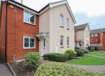 Thumbnail 2 bed end terrace house for sale in Mallard Close, St George, Bristol