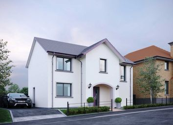 Thumbnail 3 bed detached house for sale in Crawfords Farm, Bangor West, Bangor