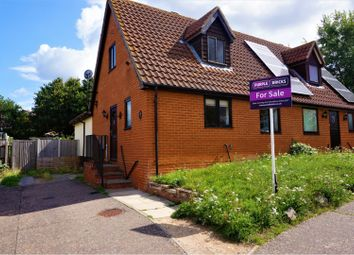 Thumbnail 2 bed semi-detached house for sale in Dixon Close, Manningtree