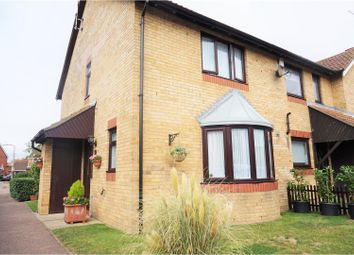 Thumbnail 3 bedroom semi-detached house for sale in Bray Court, North Shoebury