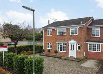 Mayfield Close, Walton-On-Thames KT12. 5 bed semi-detached house for sale