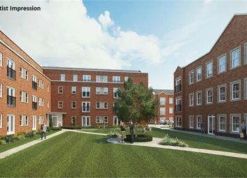 Thumbnail 2 bed flat for sale in Sandy House, Webb Ellis Place, Rugby