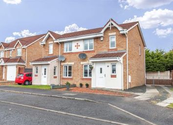 Thumbnail 3 bed semi-detached house for sale in Taylor Avenue, Motherwell, North Lanarkshire, .