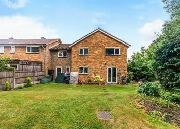 Thumbnail 5 bed terraced house for sale in Rudd Close, Stevenage, Hertfordshire, England
