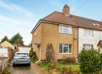 Thumbnail 3 bedroom end terrace house for sale in Glebe Road, Letchworth Garden City