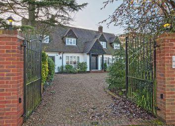 Thumbnail 5 bed detached house for sale in Brookmans Avenue, Brookmans Park, Hatfield