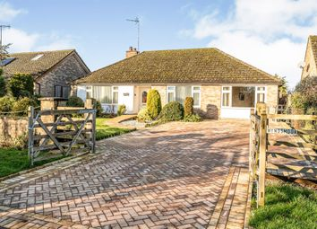 Thumbnail 3 bed detached bungalow for sale in Marston St. Lawrence, Banbury