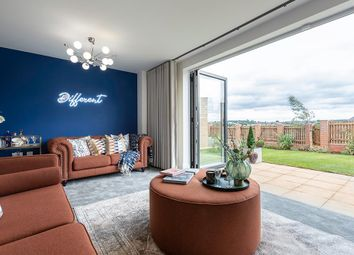 """Thumbnail 3 bed detached house for sale in """"The Lorton"""" at Bedford Avenue, Birtley, Chester Le Street"""