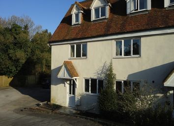 Thumbnail 3 bed end terrace house to rent in Foundry Close, Hurst Green, Etchingham
