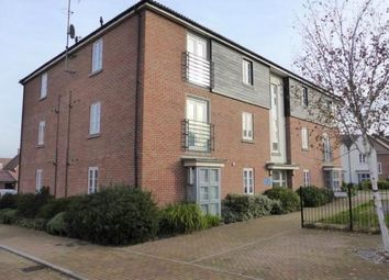 Thumbnail 1 bed flat for sale in Englefield Way, Marnel Park, Basingstoke