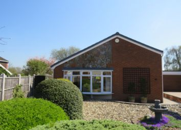 Thumbnail 3 bed detached bungalow for sale in Laurel Drive, Countesthorpe, Leicester