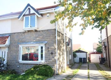 Thumbnail 3 bed semi-detached house for sale in Grayshon Drive, Wibsey, Bradford