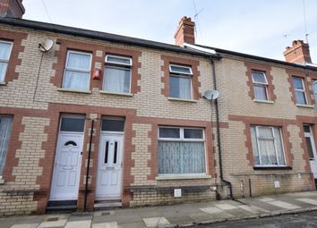 Thumbnail Terraced house for sale in Quarella Street, Barry, Vale Of Glamorgan
