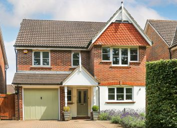 Thumbnail 4 bed detached house for sale in Bridges Close, Horley