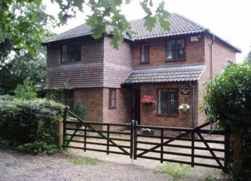 Thumbnail 4 bed detached house to rent in Marshall Place, Addlestone, Surrey