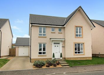 Thumbnail 4 bedroom detached house for sale in Balgownie Drive, Westerwood, Cumbernauld