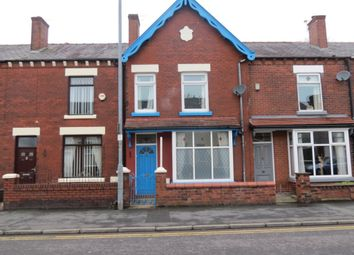 Thumbnail 3 bed terraced house to rent in King Street, Westhoughton