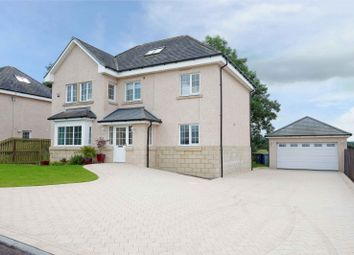 Thumbnail 5 bed detached house for sale in Cransley Gardens, Douglas, Lanark