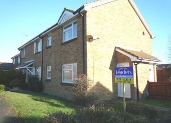 Thumbnail 1 bed end terrace house to rent in Osprey Gardens, Lee-On-The-Solent