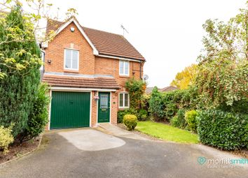 Thumbnail 3 bed detached house for sale in Middlewood Chase, Wadsley Park Village, - Cul-De-Sac Location