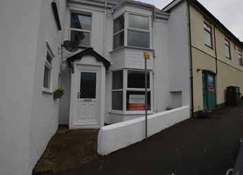 Thumbnail 2 bed cottage to rent in Highfield Road, Ilfracombe