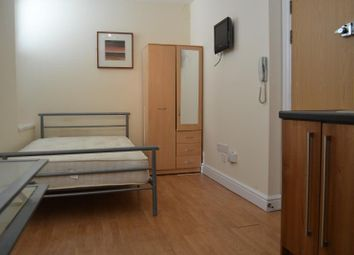 Thumbnail  Studio to rent in F2B 45, Richmond Road, Roath, Cardiff, South Wales