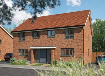 """3 bed semi-detached house for sale in """"The Rowan"""" at Fields Road, Wootton, Bedford MK43"""