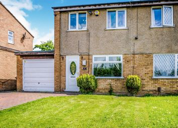 Thumbnail 3 bed semi-detached house for sale in Azealea Court, Bradford
