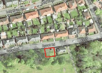 Thumbnail Land for sale in Plot Middle Lodge Dysart Road, Ravenscraig Kirkcaldy Fife KY12Bb