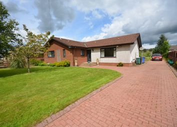 Thumbnail 4 bed bungalow for sale in Mansefield Road, New Cumnock, Cumnock