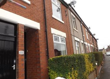 Thumbnail 3 bed terraced house for sale in High Street, Alsagers Bank, Newcastle Under Lyme, Staffordshire