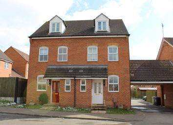 Thumbnail 3 bed terraced house to rent in Lady Jane Franklin Drive, Spilsby