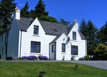 Thumbnail 4 bed detached house for sale in Crossal House, Carbost, Isle Of Skye