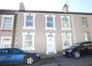 Thumbnail 3 bedroom terraced house for sale in St. Cybi Street, Holyhead, Sir Ynys Mon